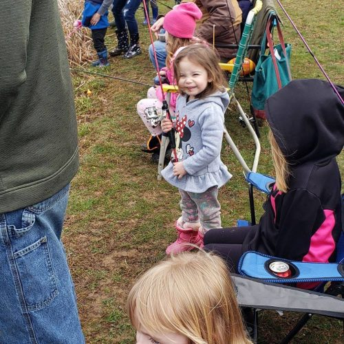 All Ages Enjoy the Fishing Derby 2019