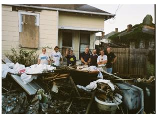 New Orleans 2005 – Trip 2
